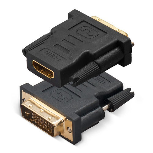 Dual Link DVI-D (Male) to HDMI (Female) Adapter Converter