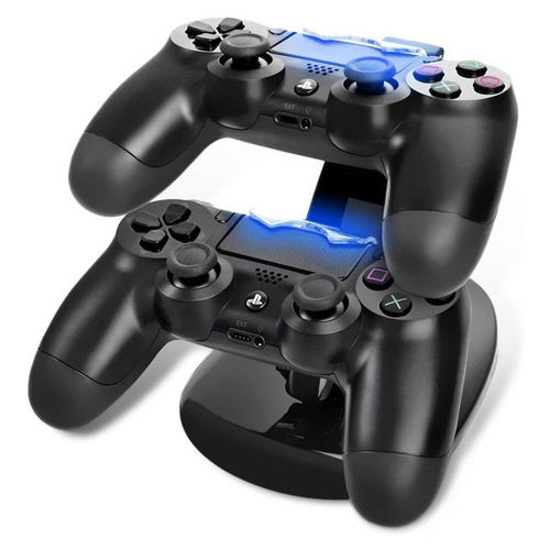 PS4 Dual Game Controller Stand / Charging Station Dock for PlayStation 4 / Slim / Pro