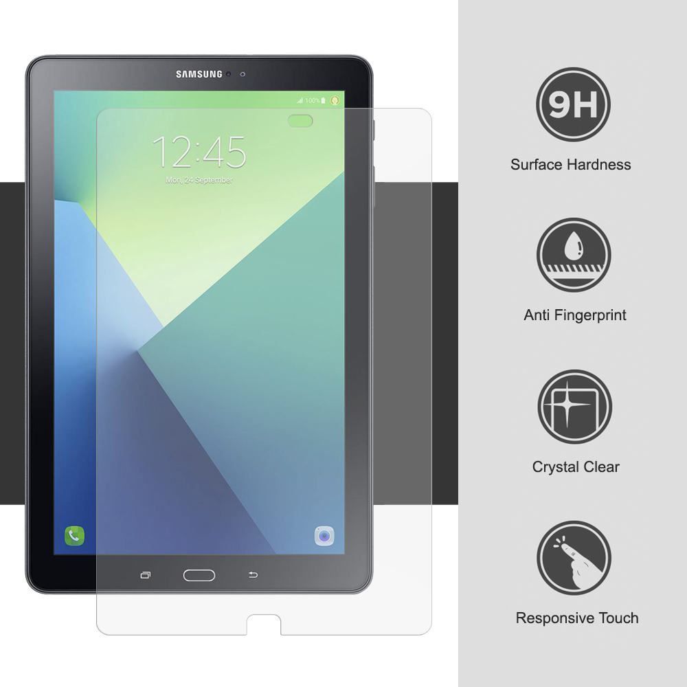 P580 2016 3x Tablet Screen Protector for Samsung Galaxy Tab A 10.1 with S Pen