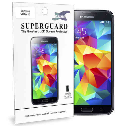 (2-Pack) Anti-Glare Matte Screen Protector for Samsung Galaxy S5
