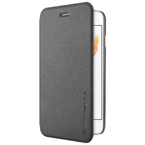 Nillkin Sparkle Leather Case for Apple iPhone 6 / 6s - Black