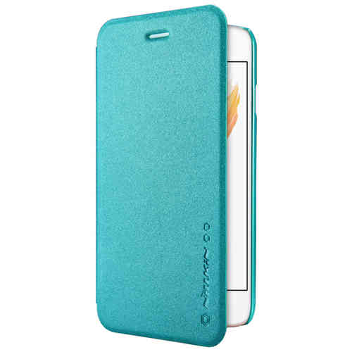 Nillkin Sparkle Leather Case for Apple iPhone 6 / 6s - Blue