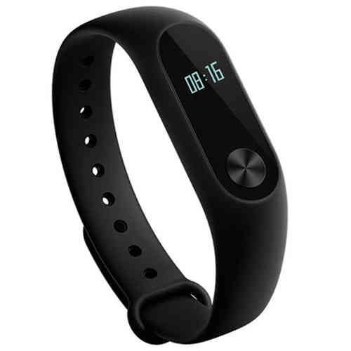 Xiaomi Mi Band 2 / Fitness Tracker / OLED Screen / Pedometer / Heart Monitor